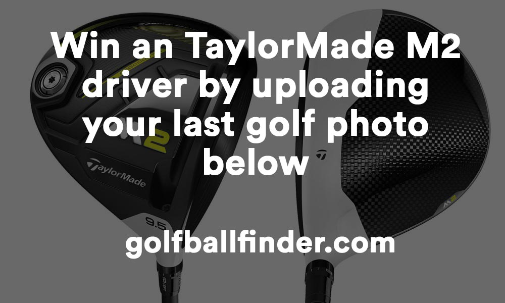 golf ball finder competition
